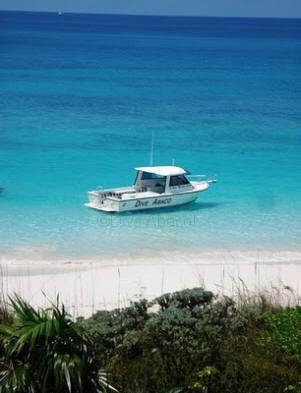 It's better on Abaco, Bahamas!